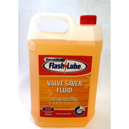 Produit Additif Flash Lube Lubrifiant GPL 5L Soupapes