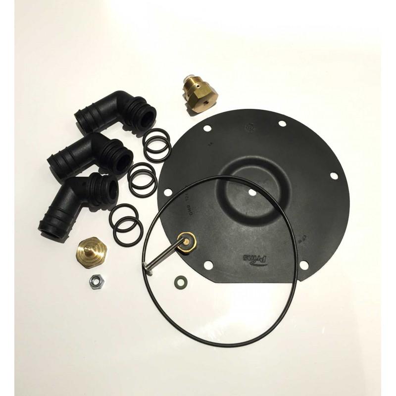 Kit de membranes de réparation pour détendeur Prins F G H I J