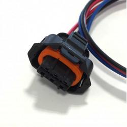 Cablage électique capteur de pression GPL