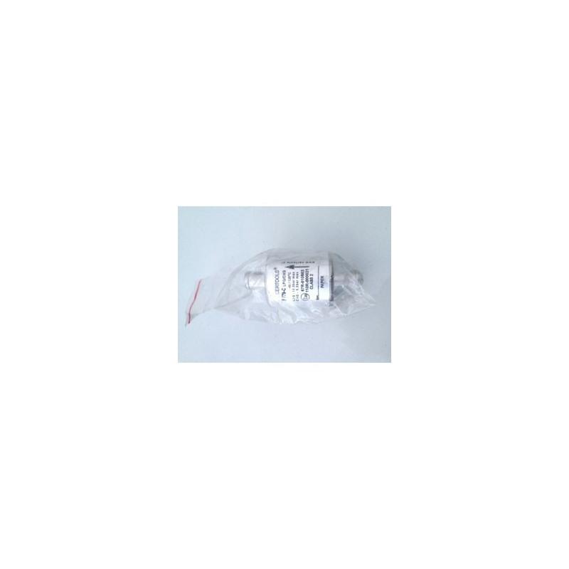 Filtre GPL gazeux mâle- mâle 16 mm