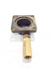 Raccord pour tuyau cuivre M10 - 5/16 ( Vapo Vialle)
