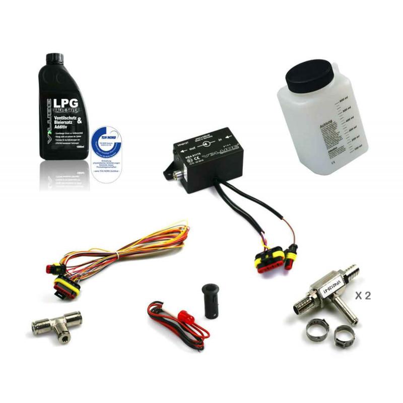 kit Vlube electronic pour V6 ou V8 - Lubrifiant culasse GPL